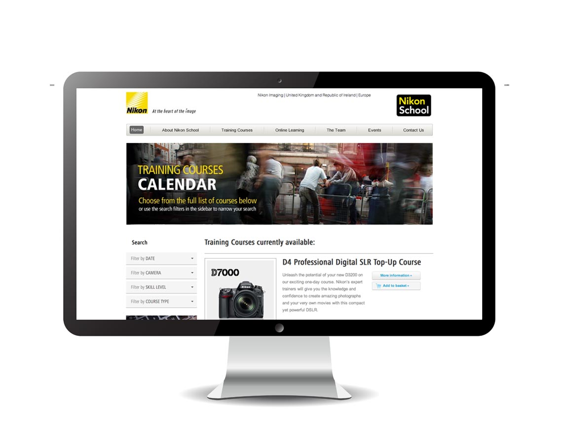 Ecommerce Web Design Canterbury, Kent